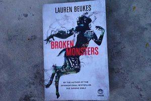 Lauren Beukes' BROKEN MONSTERS in the spotlight