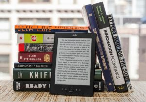 A new chapter is needed to promote 'real books' in a hi-tech world