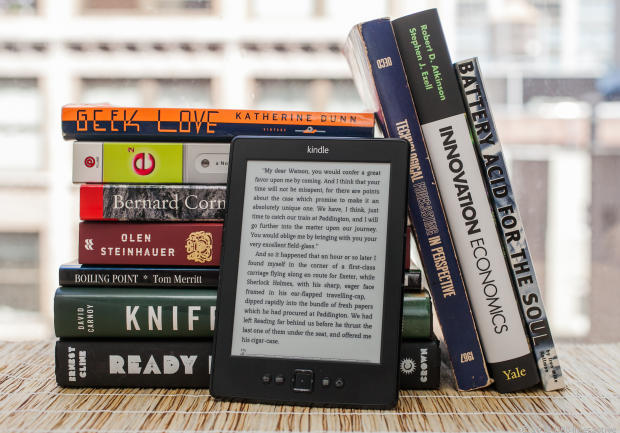 You are currently viewing A new chapter is needed to promote 'real books' in a hi-tech world
