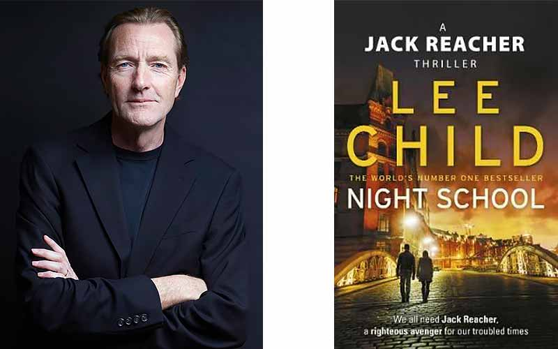 Lee Child Interview